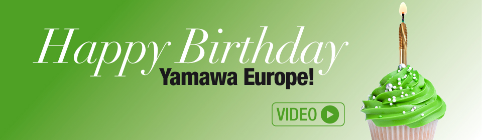 Yamawa birthday banner